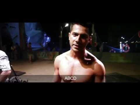 Hippin' & Hoppin' | Disney's ABCD 2 | Varun Dhawan