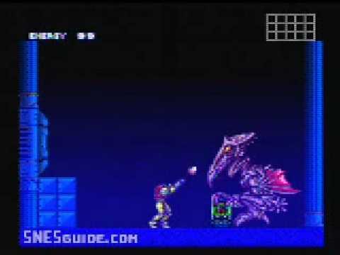 Super Metroid #1