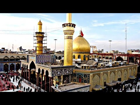 Video Ziarat e Dargah Hazrat Imam Hussain (radiAllahu anhu), Karbala, Iraq download in MP3, 3GP, MP4, WEBM, AVI, FLV January 2017