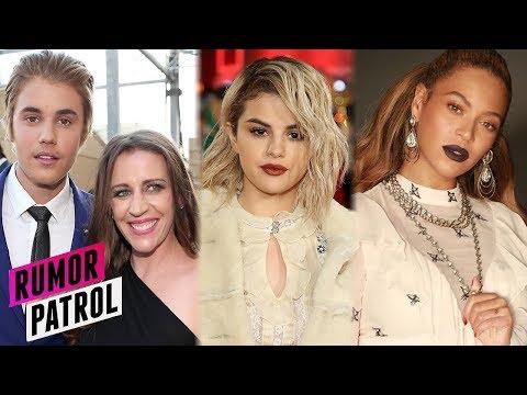 Justin Bieber's Mom Secret Message for Selena? Beyonce's Biter Confirmed!? (Rumor Patrol)