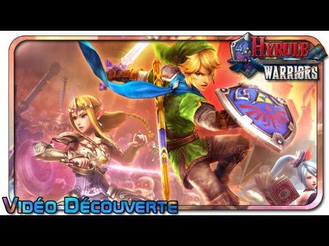 Vidéo découverte Hyrule Warriors (Wii U)