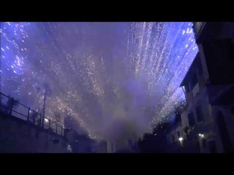 BURGIO (Agrigento) - PASQUA 2016 - FIREMOTION di Nino Belardo