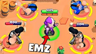 -10 IQ BULLS vs 700 IQ EMZ I Brawl Stars Wins & Fails #26