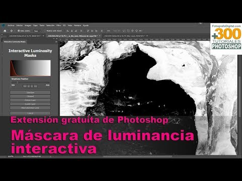 Mascara De Luminancia Interactiva En Photoshop. Tutorial En Español