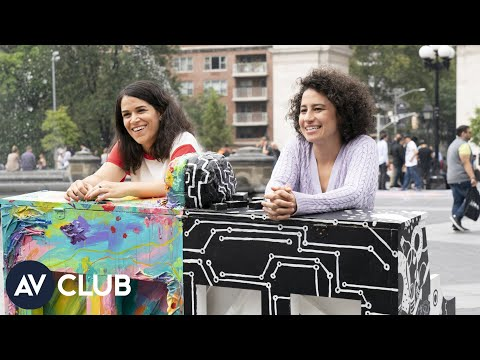 Abbi Jacobson and Ilana Glazer on crafting a great end for Broad City
