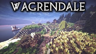 Minecraft: Wagrendale - Ep11 Final Touches(Let's Build)