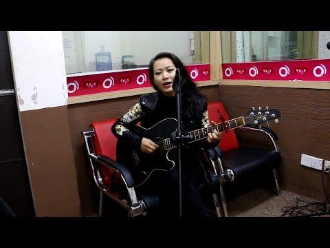 (Live with Trishna Gurung [Behind the Scene] Radio Nagarik...8 min, 2 sec)