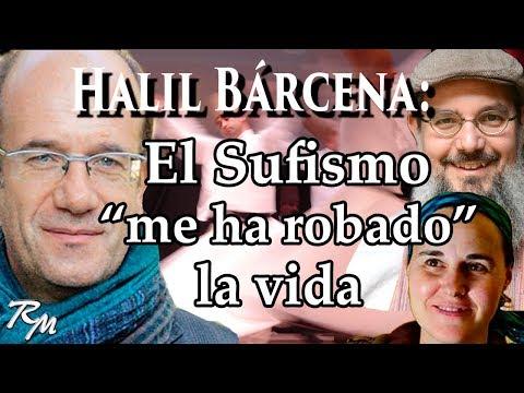 Halil Bárcena: 'La tarea del derviche es consumirse, para consumarse, en el fuego del amor'