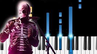 Twenty One Pilots - Neon Gravestones - Piano Tutorial / Piano Cover