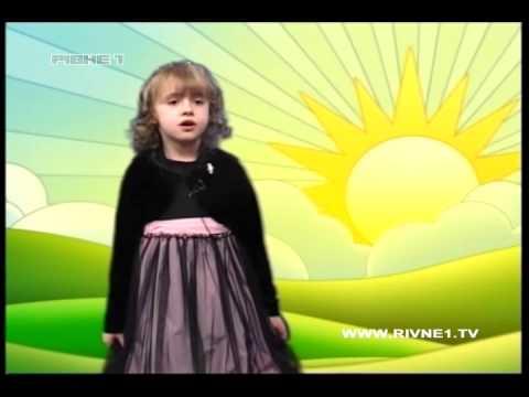 """Дитяча телестудія """"Рівне 1"""" [86-й випуск]"""