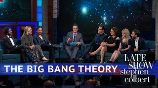 Video 'The Big Bang Theory' Cast Together For One Final Time MP3, 3GP, MP4, WEBM, AVI, FLV September 2019