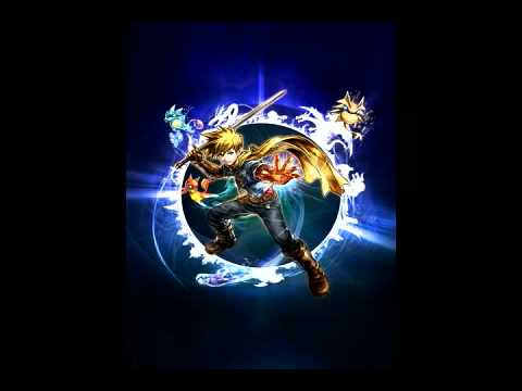 Golden Sun Dark Dawn OST: Boss Battle Theme 1 - Formidable Enemy