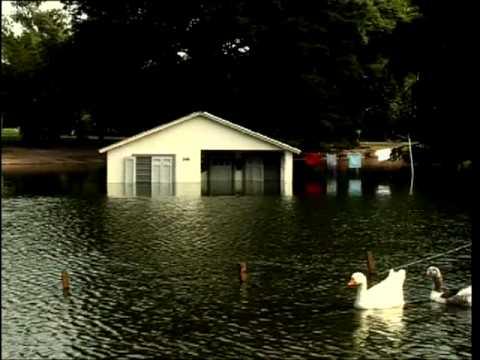 Cruz Roja Argentina – Casa Inundada