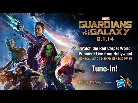 red carpet - The World Premiere of Marvel's