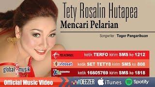 Tety Rosalin Hutapea - Mencari Pelarian (Official Lyric Video)