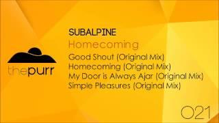 Download Lagu Subalpine - Homecoming (Original Mix) Mp3