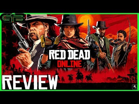 Red Dead Online Update 1.09 Review
