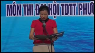 Giải bơi vượt sông thành phố Uông Bí năm 2017
