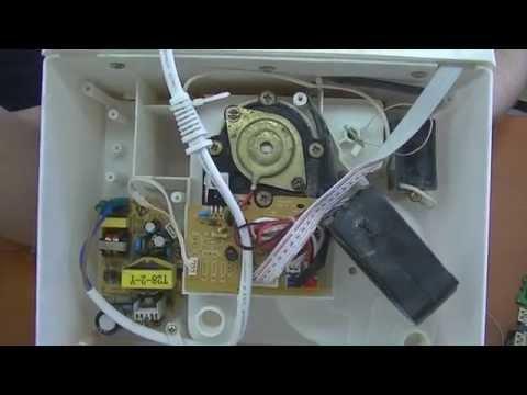 Смотреть / Бытовуха: ремонт увлажнителя воздуха. / WaterVideo.ru / видео онлайн в хорошем качестве