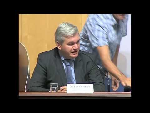 Il governo ucraino a Roma  (parte 1) - 03 ottobre 2012