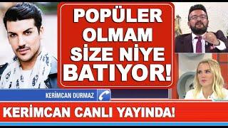 Download Video Kerimcan Durmaz canlı yayına bağlandı, Erhan Nacar ile yüzleşti! MP3 3GP MP4