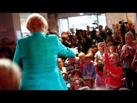 Τα παιδιά ψηφίζουν Άνγκελα Μέρκελ