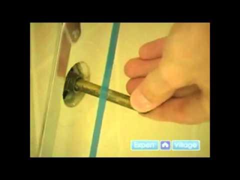 Replacing a bathtub faucet