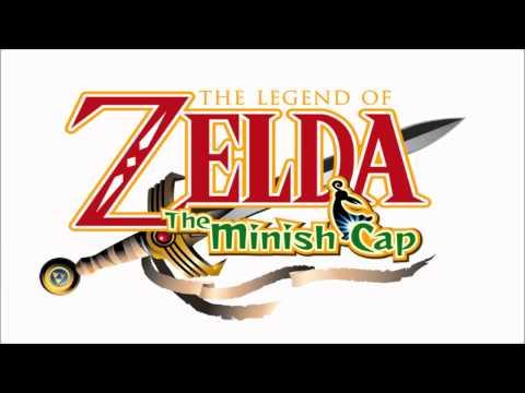 36 - Cloud Tops - The Legend Of Zelda The Minish Cap OST
