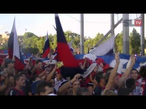 Entrada de la gloriosa - San Lorenzo 3 vs Huracan 1 - - La Gloriosa Butteler - San Lorenzo