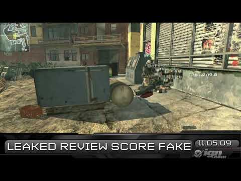 preview-IGN Daily Fix, 11-5: Modern Warfare 2 & Spore Hits Facebook (IGN)