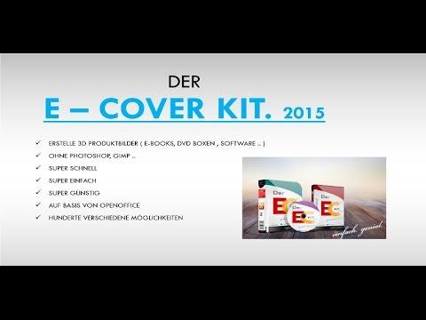 Schnell und einfach 3D Cover  mit OpenOffice erstellen