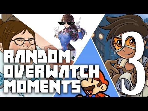 Random Overwatch Moments - 3
