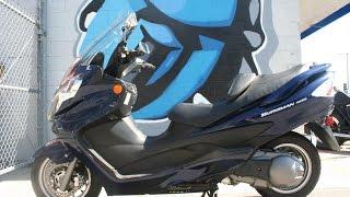 3. 2007 Suzuki Burgman 400 Scooter For Sale