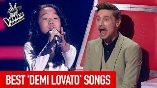 Video The Voice Kids | BEST DEMI LOVATO songs MP3, 3GP, MP4, WEBM, AVI, FLV Juni 2018