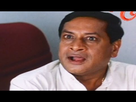 Comedy Scene Between MS Narayana and LB Sriram