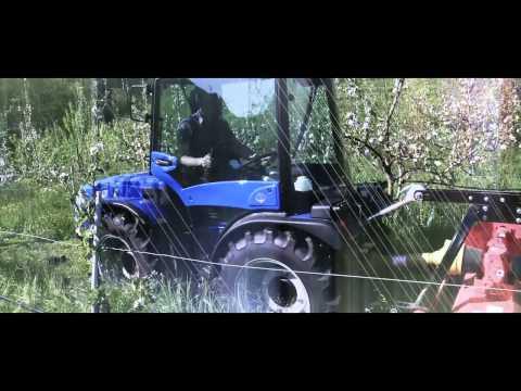 Tractores BCS gama 2012
