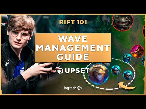 Wave Management Like A PRO!   A Professional Guide with Upset