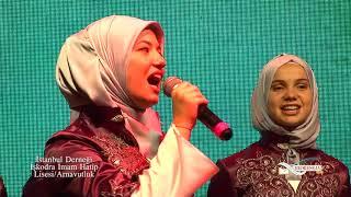 Video Medreseja '' Haxhi Sheh Shamia'', Selma Bekteshi Biz kısık sesleriz MATURA 2018 MP3, 3GP, MP4, WEBM, AVI, FLV September 2019