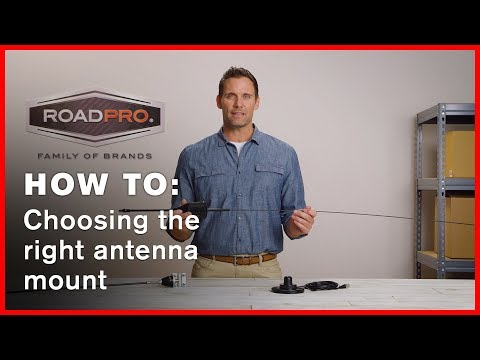 CB Radio How To #6 - How to Select a CB Radio Antenna Mount