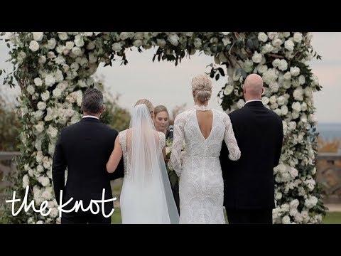 The Knot Dream Wedding 2017 Highlights