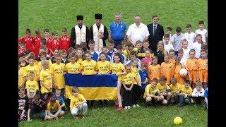 Відкриті уроки футболу в с.Богородчани, 29.05.2019