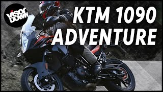 9. KTM 1090 Adventure Review First Ride | Visordown Motorcycle Reviews