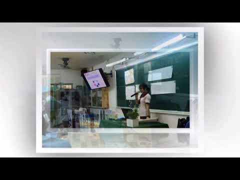 STEM hóa học (04/04/2018) của cô Trương Thị Thùy Linh - trường THCS & THPT Hoa Sen
