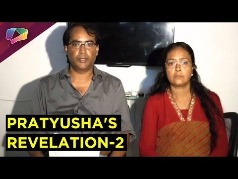 Pratyushas parents reveal more unsolved mystery of