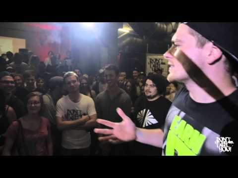 DLTLLY // Rap Battle // Fatcap vs Doktor Dave