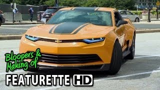 Transformers: Age of Extinction (2014) Featurette - The New Cars