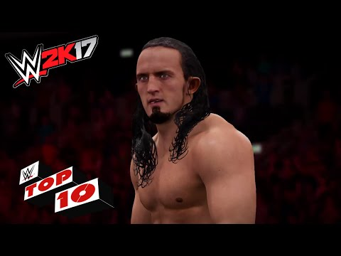 Shocking Stage Dives: WWE 2K17 Top 10