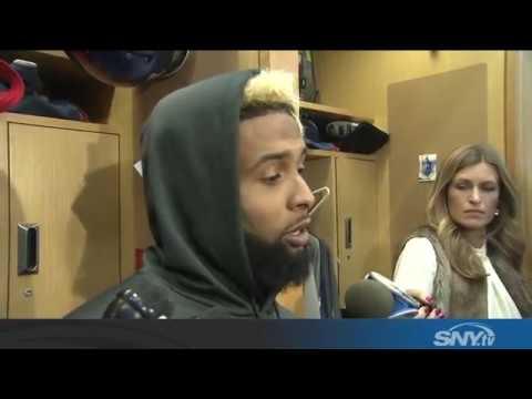 Video: New York Giants look for offense against Detroit