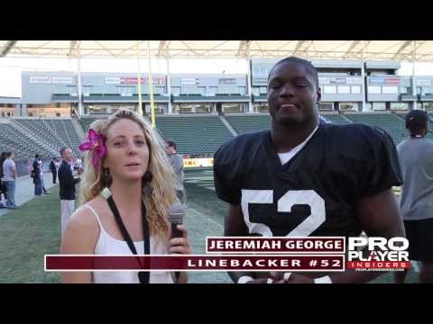 Jeremiah George Interview 1/25/2014 video.
