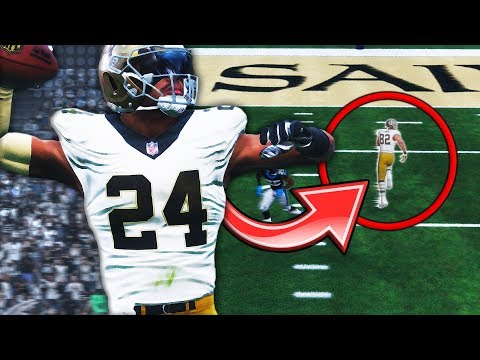 ROOKIE RUNNING BACK THROWING DOTS! | Madden 18 Sin City Saints Ep. 3